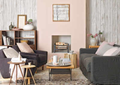 Pink-living-rooms